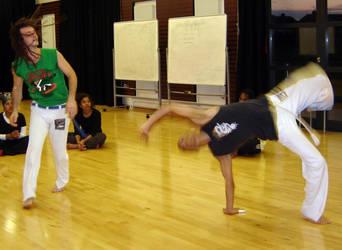 Capoeira do Brasil by WarriorMisanthrope