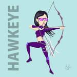 Hawkeye By Cidruy by cidruy