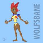Wolfsbane By Cidruy by cidruy
