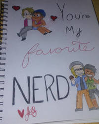 You're My Favorite Nerd by sunnychina12