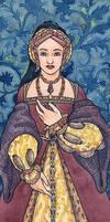 Tudor Lady No.4 by rinaswan