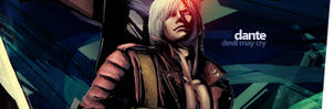 Dante - Devil May Cry 4 by DrifterGria