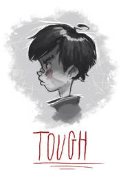 Bandaid-kid by fightingfailure