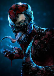 Michael C Hall - Carnage by Vessling
