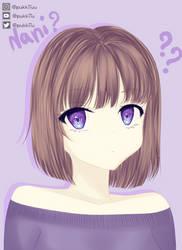 | Nani? | by Pukkiiu