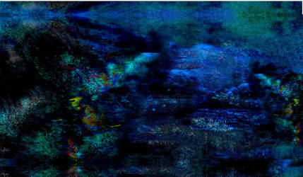 blue world 2 by artin2007