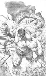 Hulk 2.0 by imagine1207