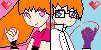 red string dexter blossom icon by strawberrybunny4341