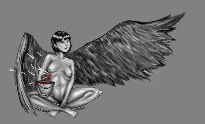 Side Pain by TheRailz-Art