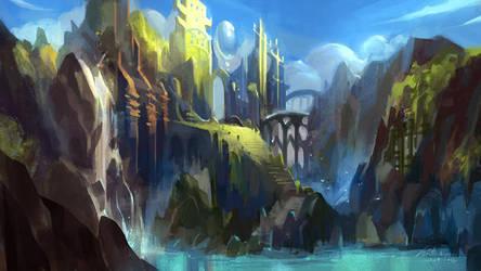 Castle by windboi