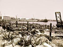 Moroccan Fishing Port by RachelJane0711