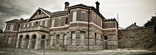 Abandoned Mental Asylum 20 by YeahPez