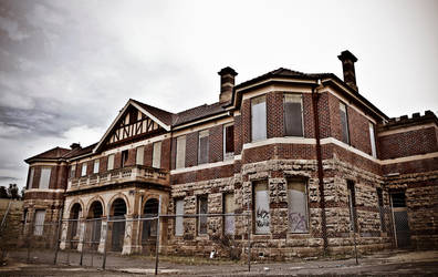 Abandoned Mental Asylum 21 by YeahPez