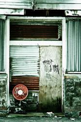 Abandoned Mental Asylum 23 by YeahPez
