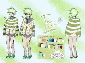 Welcome Terri by xAshunFail