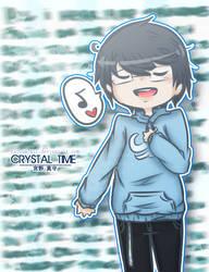 CRYSTAL TIME by xAshunFail