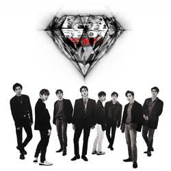 EXO - Love Shot Single by ElusiveBurglar