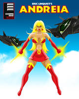 Issue One: ANDREIA by EricLinquist