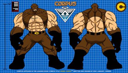CORPUS 180 by EricLinquist