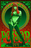 ITCHING FOR POISON IVY by EricLinquist