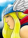 Thor Profile by EricLinquist