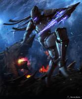 Hero 2 by YENIN