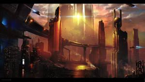IndustrialCity by YENIN