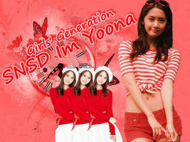 SNSD Yoona Edited Photo by SNSDMiho22
