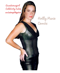 Holly Marie Combs QuadCowgirl (23) by QuadCowgirl