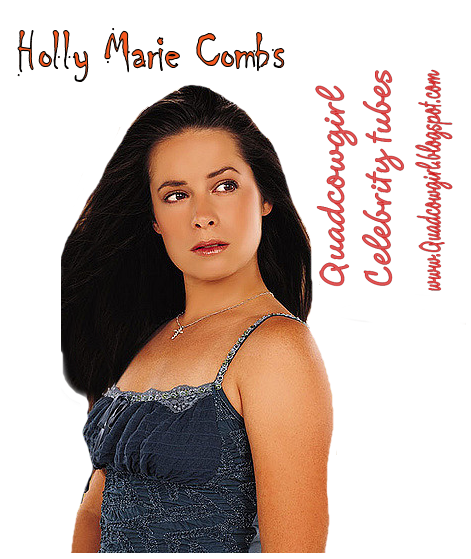 Holly Marie Combs Quadcowgirl (2) by QuadCowgirl
