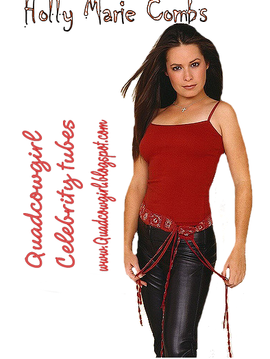Holly Marie Combs Quadcowgirl (3) by QuadCowgirl