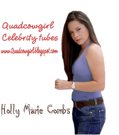 Holly Marie Combs Quadcowgirl (5) by QuadCowgirl