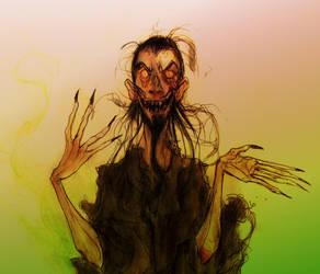 Rasputin! by beidak