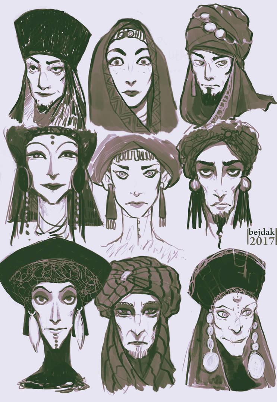 Face Practices by beidak