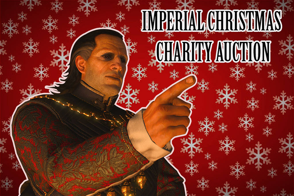 Imperial Christmas Charity Auction by beidak