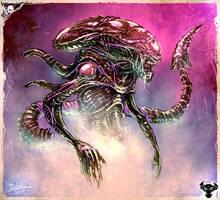 Alien by pitnerd