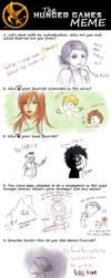 MEME : Hunger Games by M4dH4tter