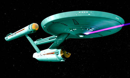 Old School Star Trek 5 by enterprisedavid
