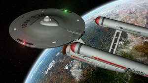 Pike's Enterprise by enterprisedavid