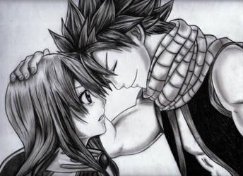 Natsu and Mirai Lucy by david2714