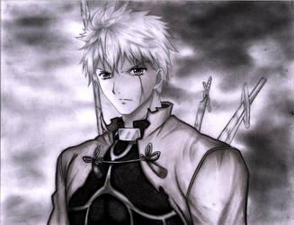Archer Shirou Emiya by david2714