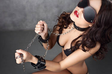 Chained and Blindfolded by Ken878