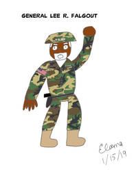 General Lee R. Falgout 2019 by celamowari