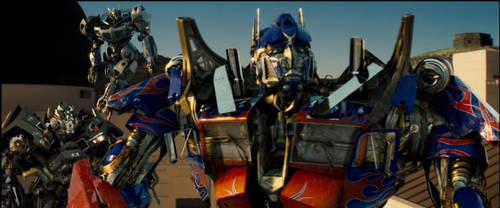 Optimus, Ironhide, and Jazz 2 by BerryBreezer