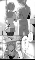 BudoxAyano comic by limits2319
