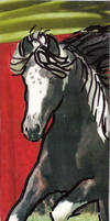 Beautiful Running Horse by angelstar22