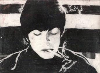 Paul McCartney of The Beatles by angelstar22