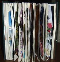 Altered Book Pages, Favorites by angelstar22