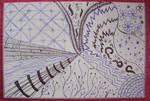 Zentangle Card by angelstar22