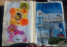 My Second Altered Book Page 6 by angelstar22